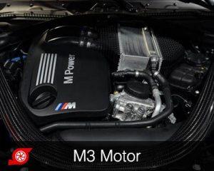 M3 F80 Engine