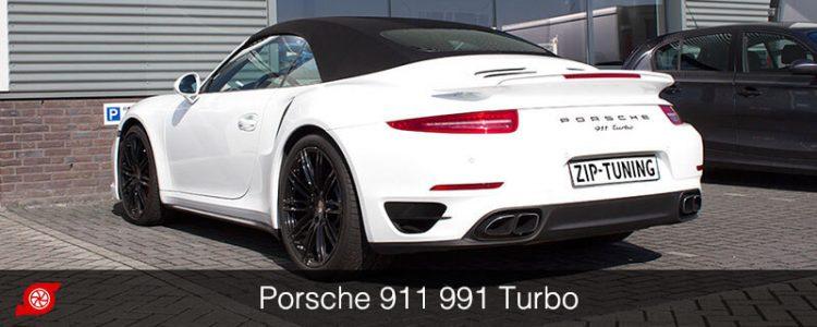 Porsche 911 991 tuning