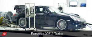 Porsche 911 997.2 tuning