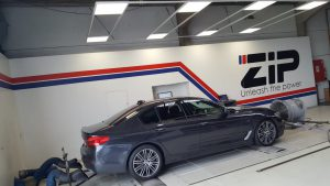 BMW 520D tuning